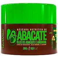 Glatten Professional Abacate - Máscara Nutritiva Óleo de Abacate e Arginina 300g