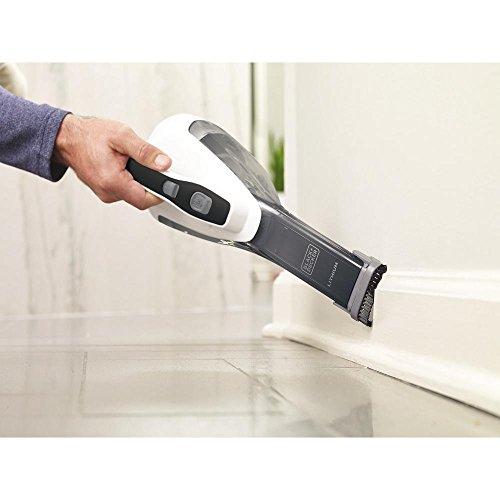 BLACK+DECKER HLVA325J10 Lithium Vacuum White