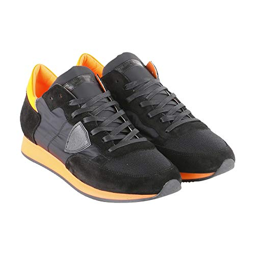 Tessuto Sneakers Model Philippe Uomo Nero Trlunf03 Tz84Ixwq4