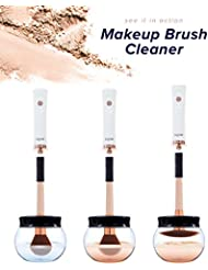 Makeup Brush Electric Cleaner and Dryer NEW Spinner...