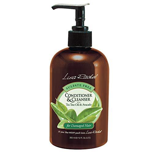 Lisa Rachel Conditioner & Cleanser with Tea Tree Oil & Avocado 12 Oz