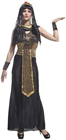 WXFO Hermoso Cosplay de Princesa egipcia, Disfraz de rol Femenino ...