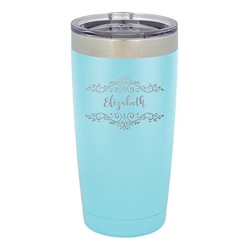 blue thermal cup - 2