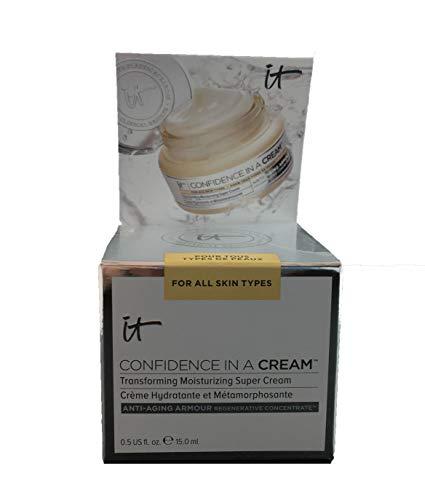 it Cosmetics Confidence In A Cream Super Cream - .5 oz. Travel Size