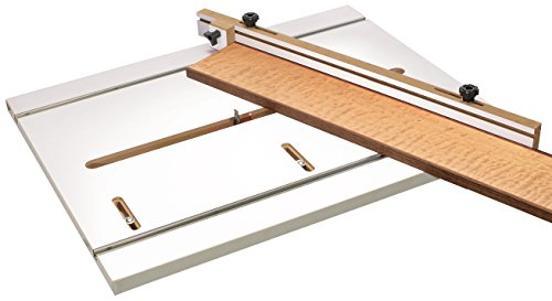 Precision Table Router (MLCS 9779 Router Table Cross Cut Sled)