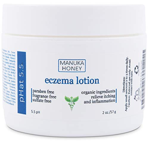 Eczema Cream Moisturizer for Face Hands & Body - Natural & Organic...