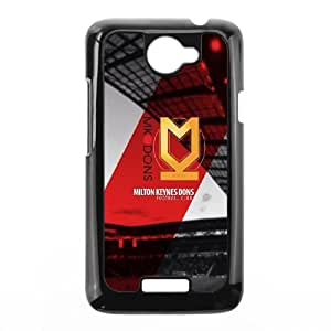 Printed Phone Case Football league Championship For HTC One X LJS2162