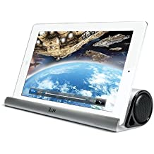 iLuv iSP245 Mo' Beats Portable Bluetooth Speaker with Viewing Cradle