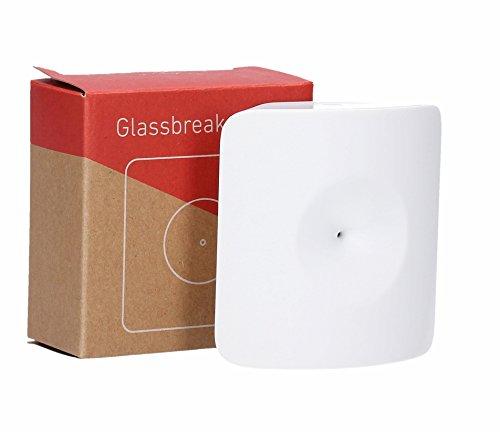 Simplisafe Glassbreak Sensor White New Version 2 Generation