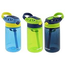 Contigo Kids, 3-Pack, 14oz., 414ml., BPA-FREE, Leak & Spill Proof