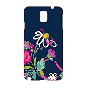 Cool-benz Beautiful flowers 3D Phone Case for Samsung Galaxy Note3