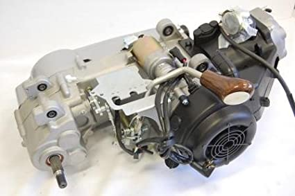 Amazon com: 150CC GY6 150 ATV GO-KART ENGINE MOTOR BUILT-IN REVERSE