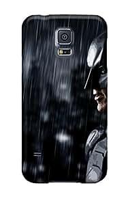 Defender Case For Galaxy S5, Batman Arkham City Pattern