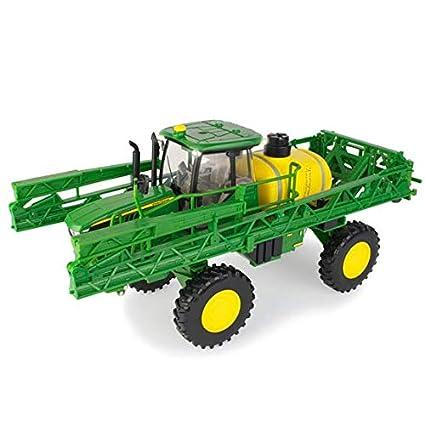 John Deere Sprayer >> Amazon Com John Deere 1 16 Big Farm Lights Sounds Jd R4023