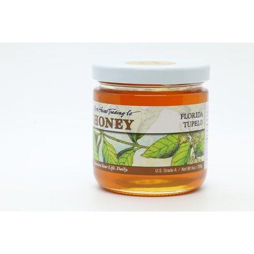 Florida Tupelo Honey - 9 oz (Pack of 12)