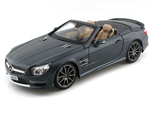 2012 Mercedes-Benz SL AMG65 45th Anniversary 1/18 Grey