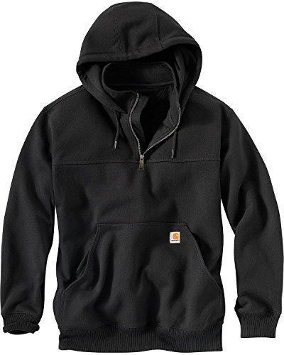 Carhartt Men's Rain Defender Paxton Heavyweight Hooded Zip Sweatshirt