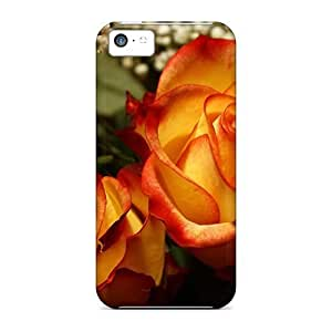 Kmunu1793jvZSy NikRun Awesome Compatible With Iphone 5/5S/Perfectly Roses Wedding Bouquet