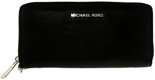 Michael Kors - Cartera de mano de Lona para mujer negro negro