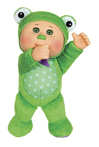 [Cabbage Patch Kids Cuties Chiro Frog Safari Friends] (Cabbage Head Costume)