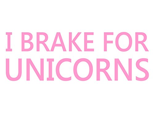 Brake Unicorns Sticker Windows Laptops product image