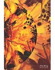 Fire Ring: 6 x 9 Dot Grid Journal