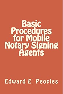 Notary signing agent certification course the most complete and basic procedures for mobile notary signing agents publicscrutiny Image collections