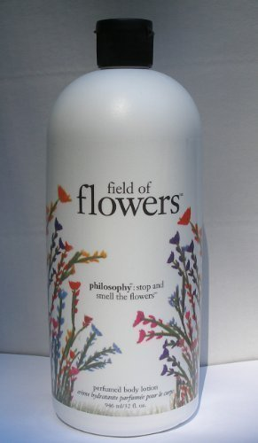 Philosophy Field of Flowers Body Lotion 32 oz by Philosophy (Peony Body Lotion Scented)