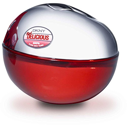 DONNA KARAN Eau De Parfum Spray, Red Delicious, 3.4 Ounce