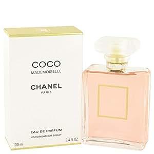 Coco Mademoiselle by C h a n e l Eau De Parfum Spray 3.4 FL. OZ
