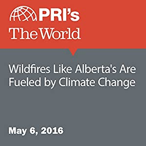 Wildfires Like Alberta's Are Fueled by Climate Change