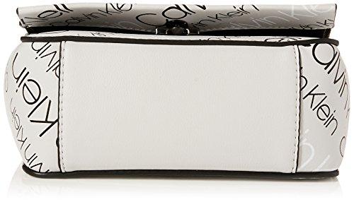Accessori Print Klein Tracolla K60k604383 Black Calvin Nero logo fw8qtwxz