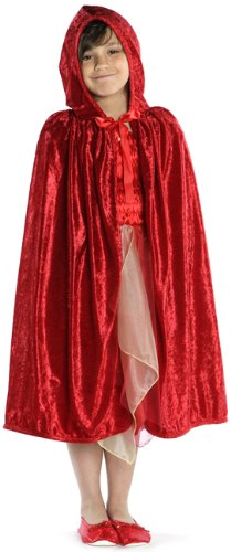 Great Pretenders Little Red Riding Cape (Medium)