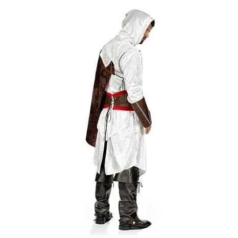 Assassins Creed - disfraz de asesino - tres piezas: traje con ...