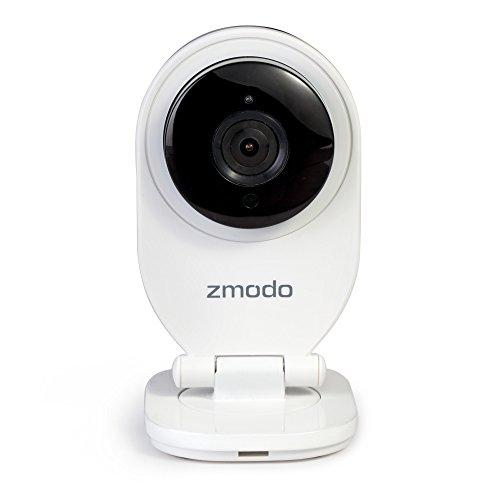 Zmodo ZH-IXU1D-WAC 720p HD Wi-Fi Home Monitoring EZCam Camer