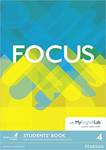 Focus BrE 4 Students Book & MyEnglishLab Pack: Amazon.es: Jones, Vaughan, Kay, Sue: Libros en idiomas extranjeros