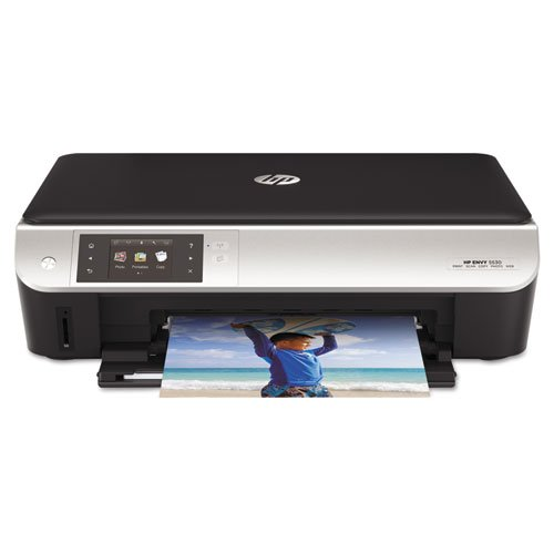 HEWLETT-PACKARD ENVY 5530 E-ALL-IN-ONE PRINTER 1200X600 128MB USB / A9J40A#B1H / by HP