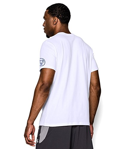 Under Armour Men's SC30 Tactical Badge T-Shirt Extra Large White