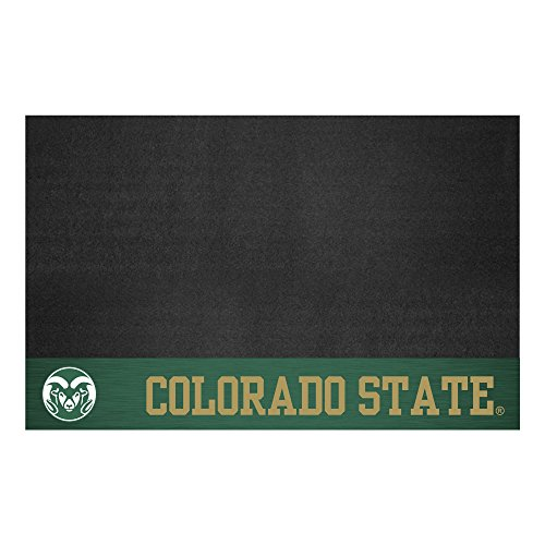 NCAA Colorado State University Rams Grill Mat Tailgate Accessory by Unknown
