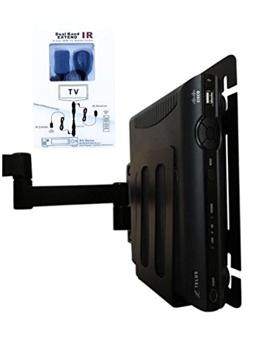Cable Box Wall Mount with IR Transmitter