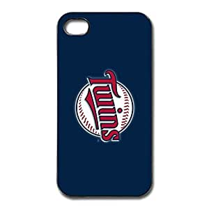 Minnesota Twins Slim Case Case Cover For IPhone 4/4s - Awesome Shell by icecream design