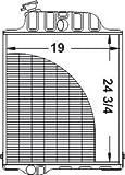 New Radiator AR61881 Fits John Deere 4030