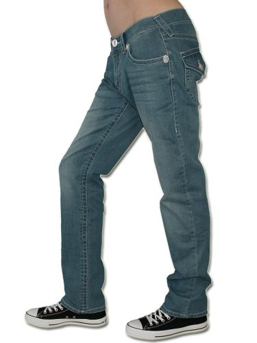 LAGUNA BEACH JEANS CO. Herren Jeans Hose - PHANTOM CRYSTAL COVE -31
