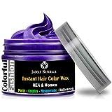 Hair Coloring Wax 120ml Purple