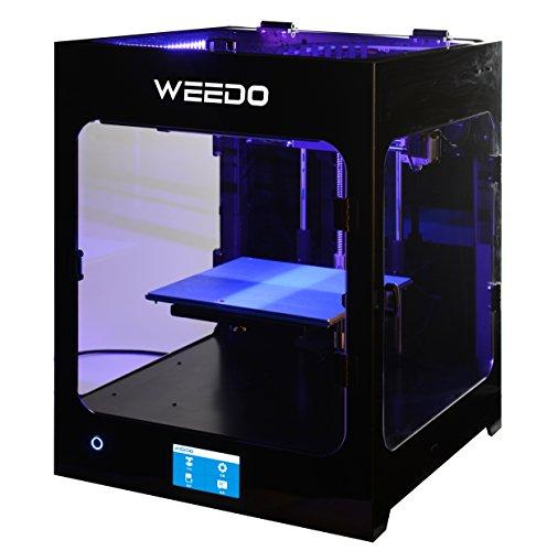 WEEDO F260 Desktop 3D Printer, Dual Extruder, ABS and PLA Compatible Jiangsu Wiiboox Technology Co., Ltd. Printers