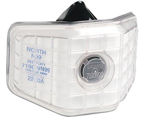 NSPA 7190N99 Particulate Reusable Welding Respirators, Ha...