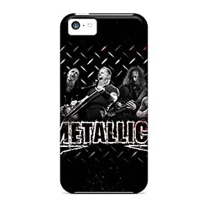 Iphone 5c MCk16213ksQh Provide Private Custom Lifelike Metallica Series High Quality Hard Cell-phone Cases -AaronBlanchette