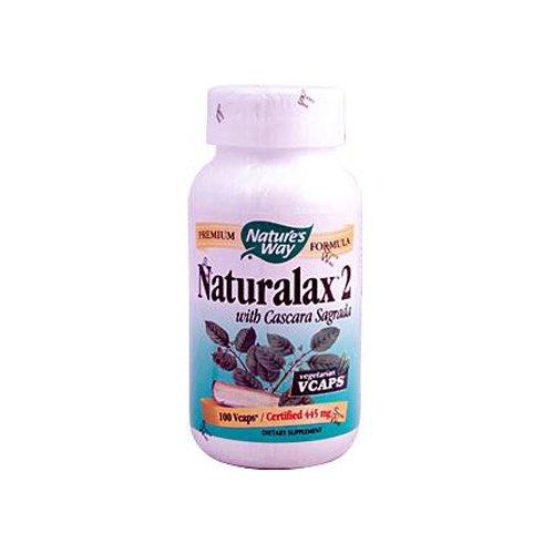 Природы Путь Naturalax 2 с Cascara Саграда - 100 Vcaps