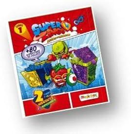 Superzings – Serie 1 – Pantalla Hideouts , color/modelo surtido: Amazon.es: Juguetes y juegos