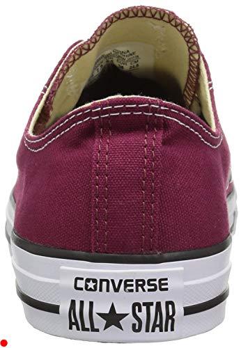 Hombre Hombre para Hombre Zapatillas Zapatillas Converse para Maroon Maroon Converse para Zapatillas Converse Maroon 7EwxAwSqB